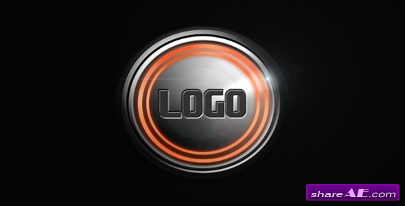 High Speed Logo - After Effects Project (Videohive)