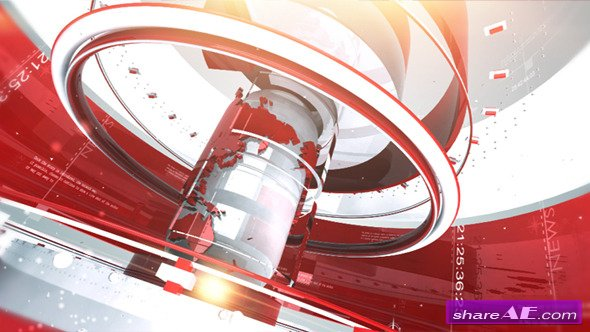 News Package - After Effects Project (Videohive)