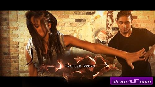 Trailer Promo - After Effects Template (VideoBlocks)