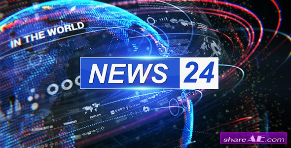 Broadcast Design News Package 7132979 - After Effects Project (Videohive)