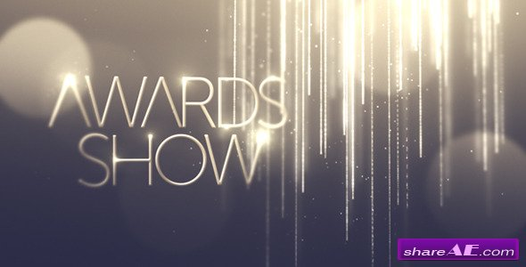 Awards Show - After Effects Project (Videohive)