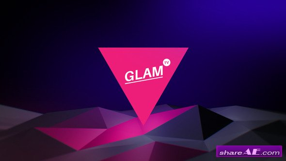 Glam TV - After Effects Project (Videohive)