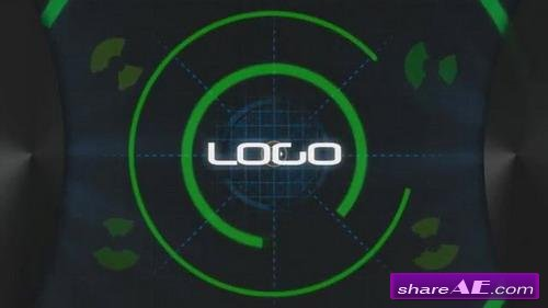 Circular Logo - After Effects Project