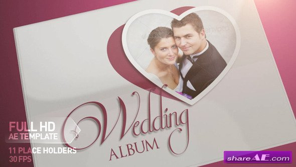 Photo Album 7692357 - After Effects Project (Videohive)
