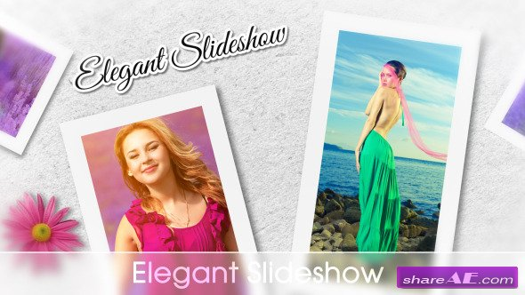 Elegant Slideshow 8026029 - After Effects Project (Videohive)