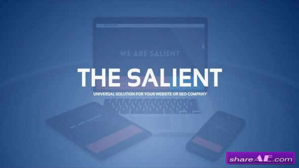 Website Presentation - After Effects Project (Videohive)