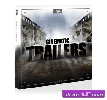 Cinematic Trailers - Designed (Boom Library)