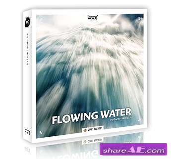 Flowing Water (Boom Library)