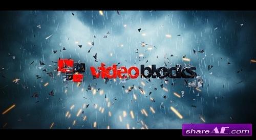 Lightning Logo - After Effects Project (VideoBlocks)