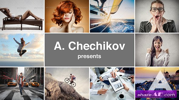 Photo Slideshow 8434350 - After Effects Project (Videohive)