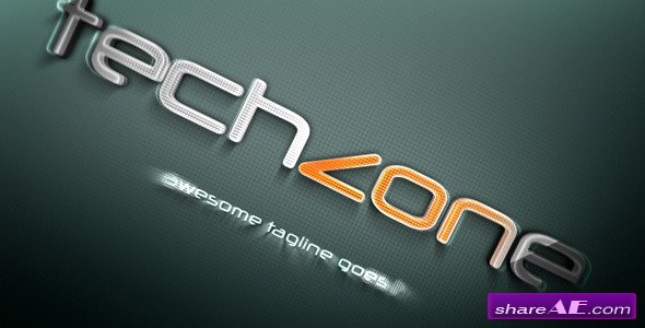 TechZone Logo Reveal - After Effects Project (Videohive)