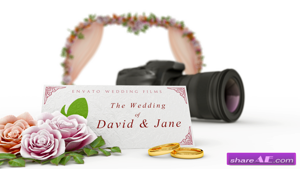 Wedding Film Intro - After Effects Project (Videohive)