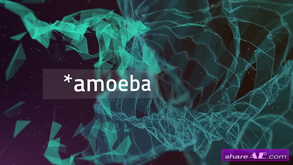 Amoeba Opener - After Effects Project (Videohive)