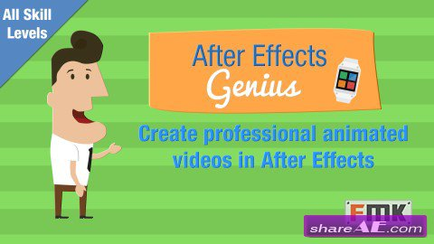 Udemy - After Effects Genius