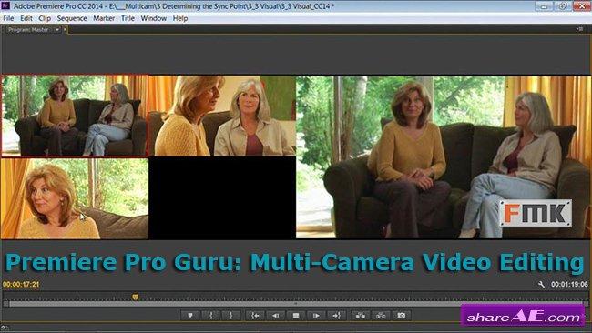 Premiere Pro Guru: Multi-Camera Video Editing (Lynda)