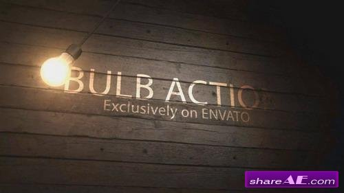 Bulb Action - After Effects Project