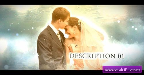 Romantic Wedding Trailer - After Effects Project (Pond5)