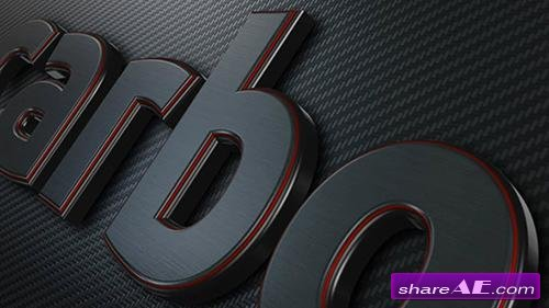 Carbon Logo - After Effects Project (Pond5)