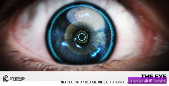 The Eye - After Effects Project (Videohive)