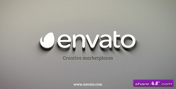 Minimal Corporate - Logo Reveal - After Effects Project (Videohive)