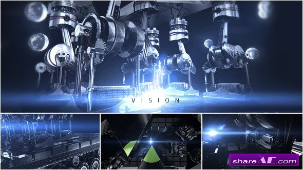 Vision Logo Reveal - After Effects Project (Videohive)