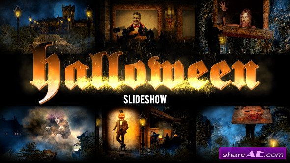 Halloween - After Effects Project (Videohive)