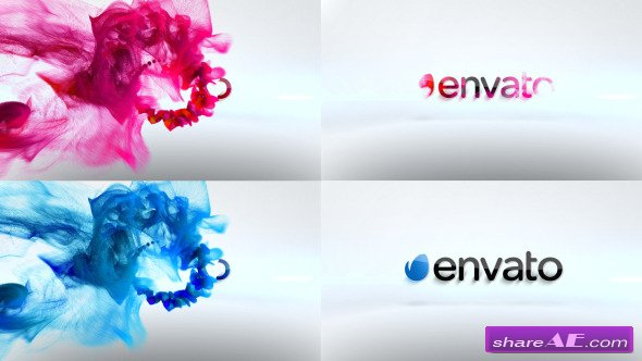 Colorful Particles Logo - After Effects Project (Videohive)