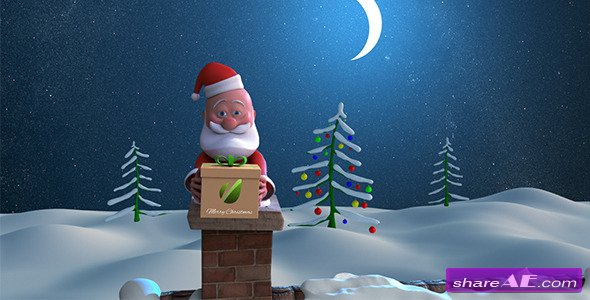 Christmas Santa - After Effects Project (Videohive)