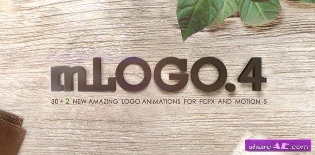 mLogo4 - Logo Animation Plugin for FCPX and Apple Motion 5 (MotionVFX)