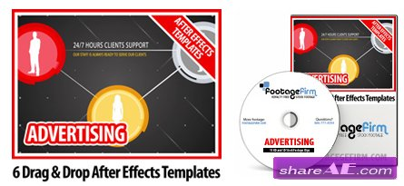 Footage Firm: Advertising After Effects Templates