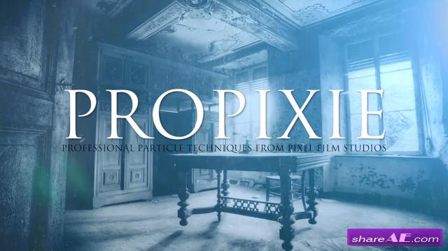 PROPIXIE - Final Cut Pro X Effects - Pixel Film Studios