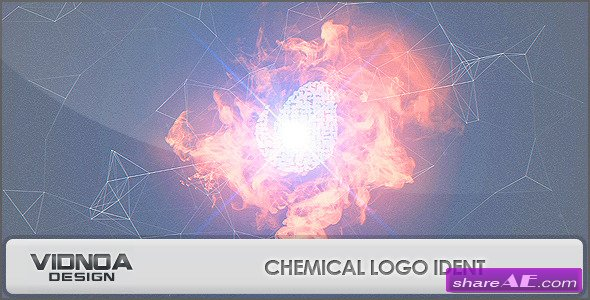 Chemical Logo Ident - After Effects Project (Videohive)