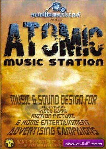 Audiomachine - AMS001: Atomic Music Station
