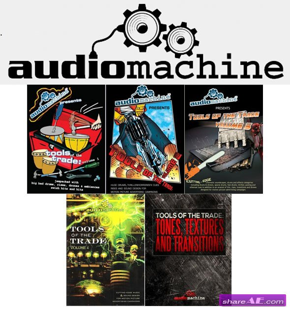 Audiomachine - Tools of the Trade