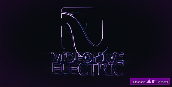 Logo Electric - After Effects Project (Videohive)