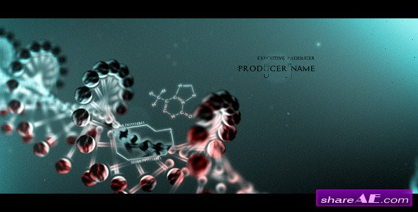 The Virus - Opening Titles - After Effects Project (Videohive)