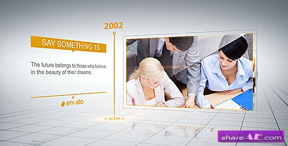 Business Timeline After Effects Project Videohive - Timeline after effects template