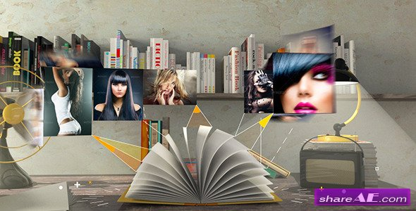 Photobook Animation Pro - After Effects Project (Videohive)