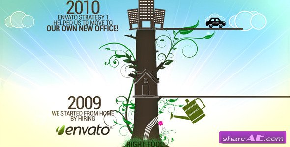 Business Timeline 7611151 After Effects Project Videohive Free