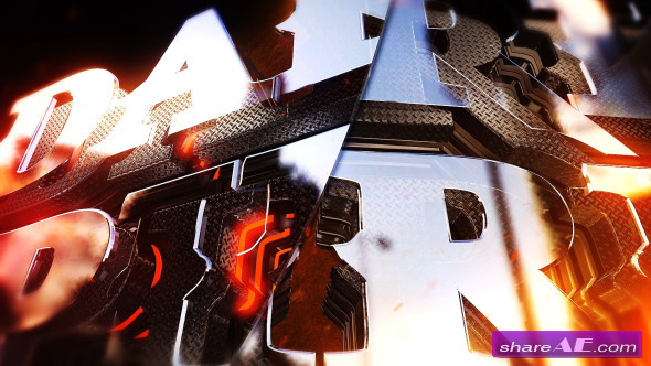 Dark Spirit Logo Reveal - After Effects Project (Videohive)
