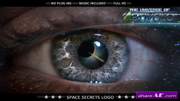 Into The Eye - Sci-Fi Space Science Opener - After Effects Project (Videohive)