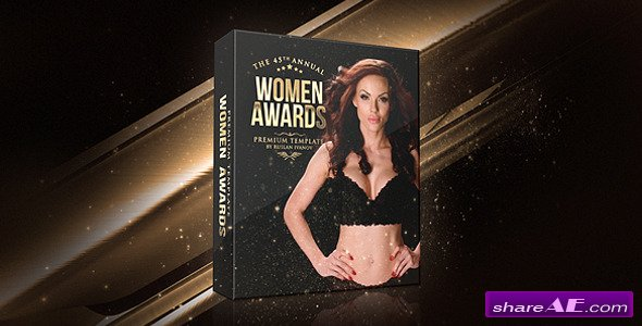 Women Awards Package - After Effects Project (Videohive)