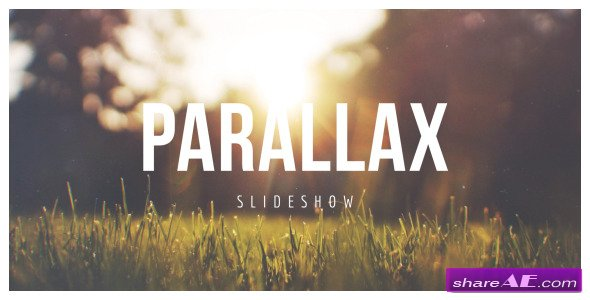 Parallax Slideshow After Effects Project Videohive Free After