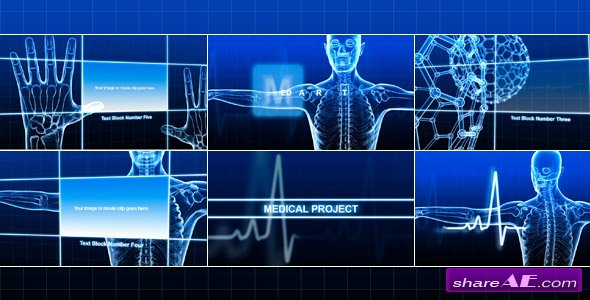 Infographic Ideas living healthy infographics videohive free download after effects templates : Medical Project - After Effects Project (Videohive) » Free After ...