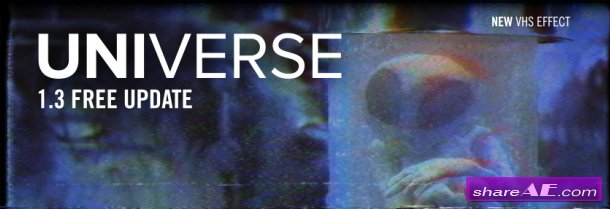 Red Giant Universe v1.3.0 for AE, Pr & OFX (Win64)