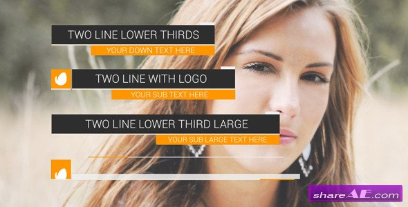 Dynamic Lower Thirds 9170504 - After Effects Presets (Videohive)