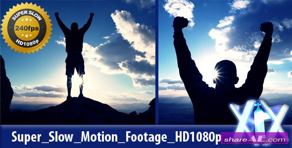 Celebrating On Top - Stock Footage (Videohive)