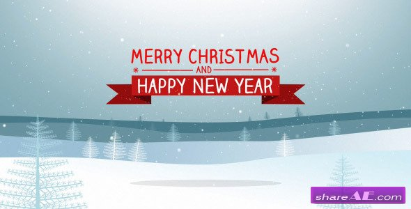 Holiday Greeter - After Effects Project (Videohive)