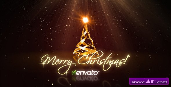 Christmas Greetings v2 - After Effects Project (Videohive)