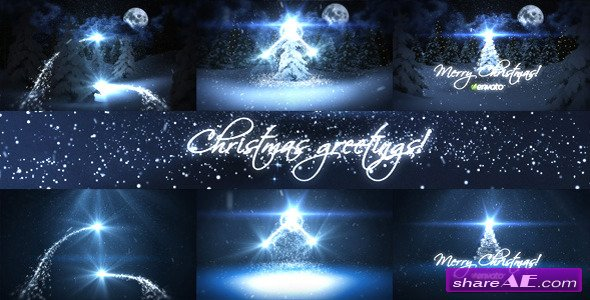 Christmas Greetings v6 - After Effects Project (Videohive)